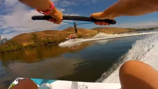 GoPro : Melissa Marquardt : Wakeboarding
