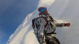 GoPro : Snowboard : Mike Basich en Alaska