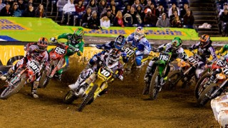 Supercross 2012 : Round 16 Salt Lake City