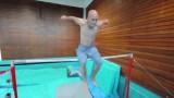 Vidéo Damien Walters Parkour 2009