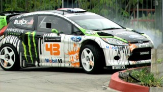 Gymkhana Episode 4 : Ken Block