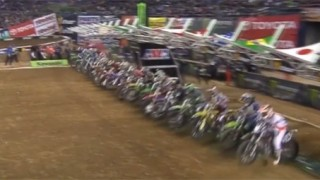 Crashs du Supercross 2012