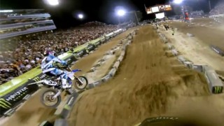 GoPro : Ryan Villopoto gagne le Monster Energy Cup 2012
