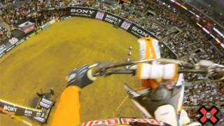 Saut en Motocross : X Games 2012