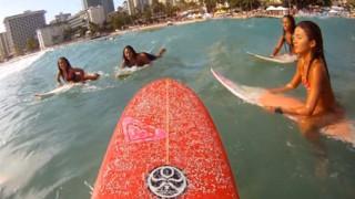 GoPro : Surf : Kelia Moniz
