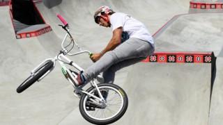 BMX : Finale des X Games 2010