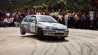 Rallye : Jean Ragnotti