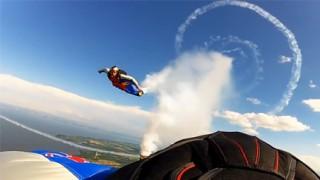 Air Race et Wingsuit : EAA AirVenture