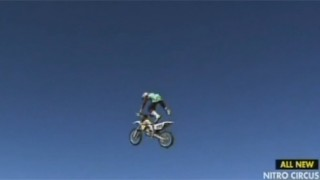 Stunts Nitro Circus : Le Best Of