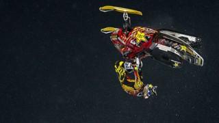 Moto Neige X-Games 2013 : Chute Fatale de Caleb Moore