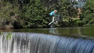 Stunt Moto : Nature Ride de Jorian Ponomareff