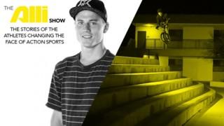 Alli Show : BMX avec Dennis Enarson