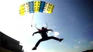 Le meilleur du Base jump en 2012 !