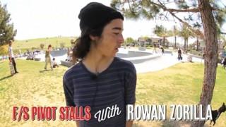 Tutoriel de skateboard : Le Frontside Pivot Stall