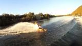 Freestyle Wakeboarding au lac Austin