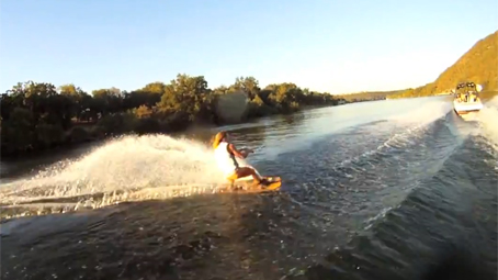 freestyle wakeboarding