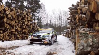 Ken Block en Russie : Drift sur neige !
