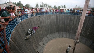 Wall of Death : Inde