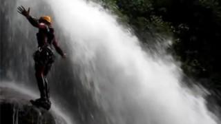 Canyoning à Bali !