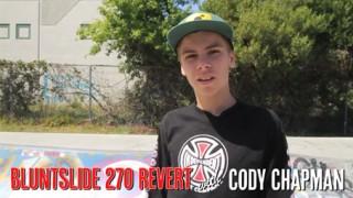 Tutoriel de skateboard : Le Bluntslide 270