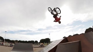 Tricks BMX : Cyril Lapoirie