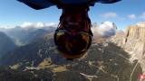 Wingsuit : Roch Malnuit – Sass Pordoi