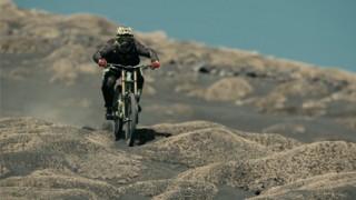 VTT Trial sur l'Etna !