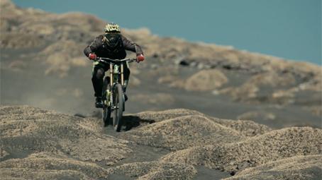 dirt bike infocus