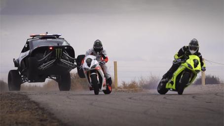 drift moto vs voiture video sport extreme. Black Bedroom Furniture Sets. Home Design Ideas