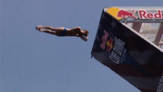 Red Bull Cliff Diving 2013 : Boston