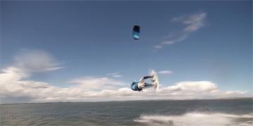 kitesurf amateur