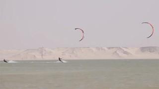 Kitesurf à Dakhla !