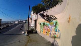 Descente VTT : Valparaiso !