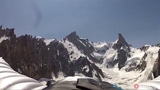 Wingsuit : Roch Malnuit – Dent du Géant