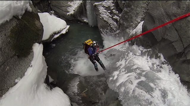 canyoning haute savoie