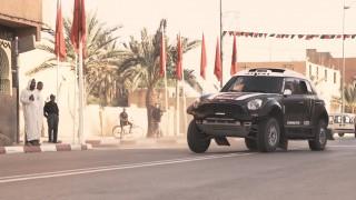 Dakar 2014 : Teaser Monster Energy X-raid !