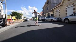 Longboard Dancing : Laurent Perigault !