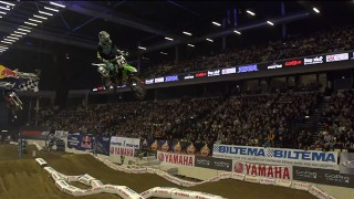 FMX : Red Bull Super Cross Herning 2014 !