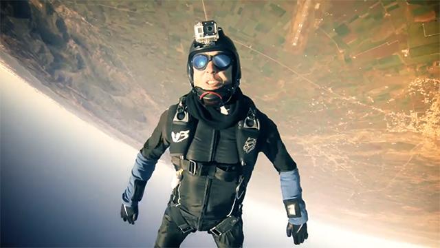 base jump maroc
