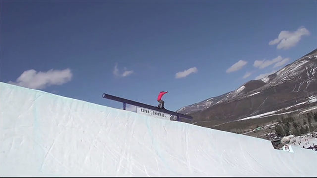 Red Bull Double Pipe 2014