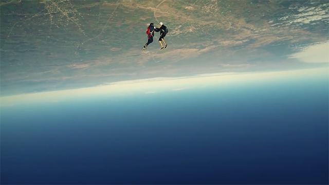 skydive maroc