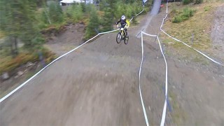 Red Bull UCI Mountain Bike World Cup 2014 d'Hafjell !