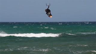 Kitesurf en Italie : Red Bull Unfastened 2014 !