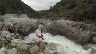 Session Kayak en Corse !