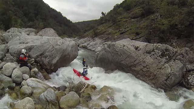 kayak amateur corse