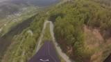 Parapente au site de Val-Louron !