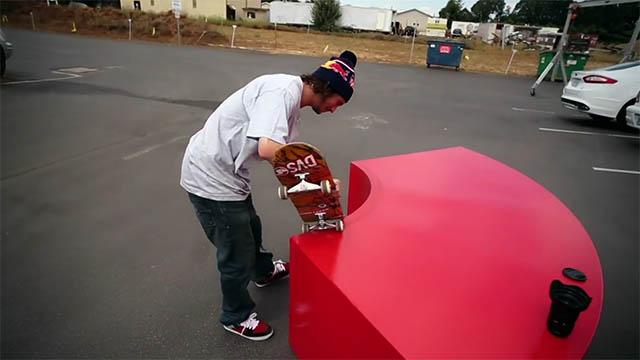 Red Bull Skate Space