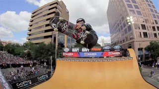 Skateboard : X Games 2014 Austin avec Tony Hawk !