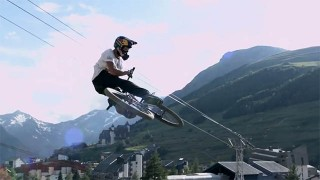 FMB World Tour 2014 : Crankworx Les 2 Alpes
