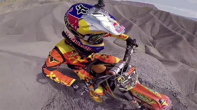 motocross caineville